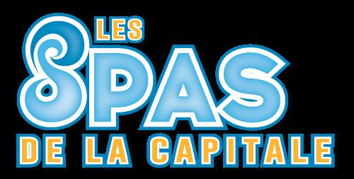 LES SPAS DE LA CAPITALE Logo